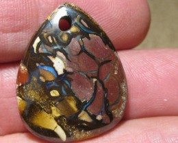 OpalWeb - Boulder Opals from Yowah - 38.4Cts -