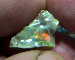 9.00 cts Ethiopian Welo PATCHWORK rough opal N5 4/5