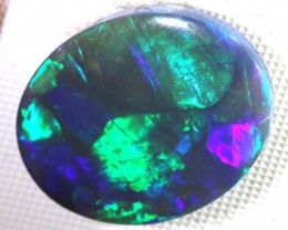 N1 QUALITY BLACK OPAL L RIDGE 5.50 CTS INV-33