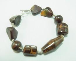 Koroit matrix opal bracelet