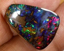 11.45 CTS QUALITY  BOULDER OPAL POLISHED STONE INV-411 GC