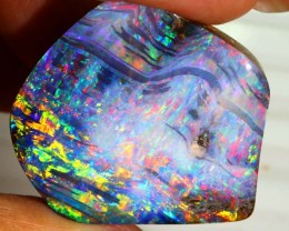 77.55 CTS QUALITY  BOULDER OPAL POLISHED STONE INV-417  GC