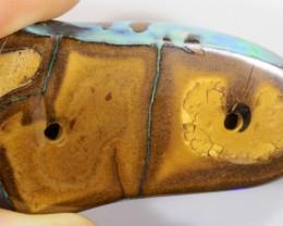 68.45 Cts Boulder Opal bead CF 701