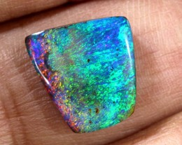 4 CTS QUALITY  BOULDER OPAL POLISHED STONE INV-436  GC