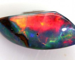 4.9 CTS QUALITY  BOULDER OPAL POLISHED STONE INV-438  GC