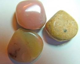 13.30 CTS  PERUVIAN OPAL BEADS (PARCEL)  LO-4171