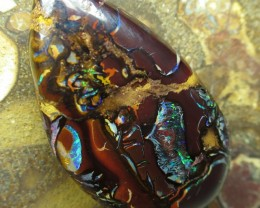 "105cts.""BOULDER MATRIX OPAL~MINER 2U DIRECT"""