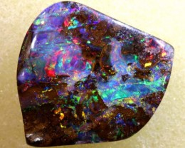 19.6 CTS QUALITY  BOULDER OPAL POLISHED STONE INV-458  GC