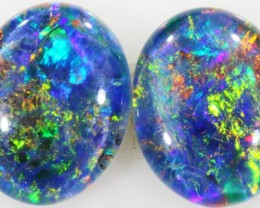 4.2 CTS A GRADE PAIR STUNNING TRIPLET OPAL [SO7898]