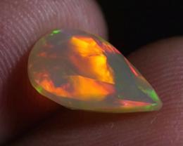 1.85 Crt Facated Rainbow Color opal #