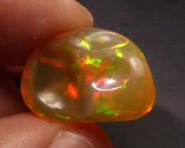 7ct Bright Natural Ethiopian Welo Opal Specimen