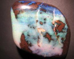 Spectacular Large Australian Queensland Boulder Opal Specimen