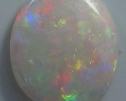 Light Solid Opal (142) from Lightning Ridge, 1.85 ct.