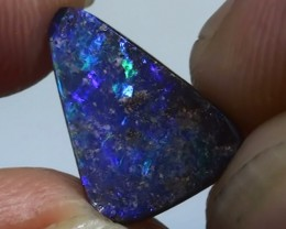 3.50 ct Blue Natural Queensland Boulder Opal