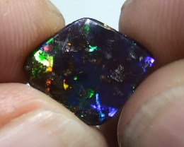 2.70 ct Top Gem Color Queensland Boulder Opal