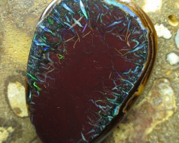 "74cts.""BOULDER MATRIX OPAL~QUALITY GEMSTONE"""