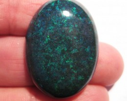 30.23ct Large Pretty Australian Andamooka Matrix Opal Solid