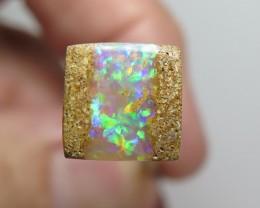 2.72ct Queensland Boulder Opal Loose Stone