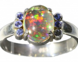 Opal & Gemstone Rings