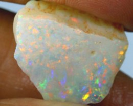 18 CTS COOBER PEDY WHITE OPAL ROUGH DT-7314