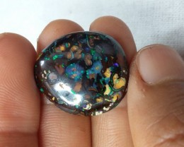 19.15CT VIDEO VIEW KOROIT BOULDER OPAL   SS0494