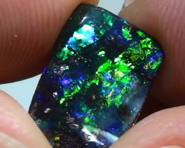 3.40 ct Gem Blue Green Queensland Boulder Opal
