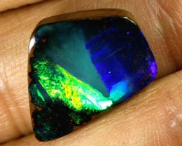 11.6 CTS QUALITY  BOULDER OPAL POLISHED STONE INV-481  GC