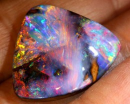 17.15 CTS QUALITY  BOULDER OPAL POLISHED STONE INV-484 GC