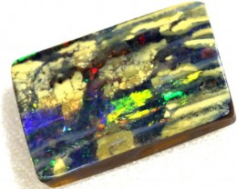 20 CTS QUALITY  BOULDER OPAL POLISHED STONE INV-492  GC