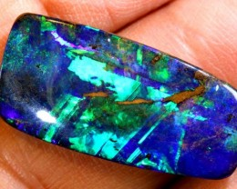 16.25 CTS QUALITY  BOULDER OPAL POLISHED STONE INV-506 GC