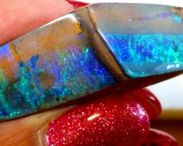 75.05 CTS QUALITY  BOULDER OPAL POLISHED STONE INV-509  GC