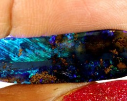 11.95 CTS QUALITY  BOULDER OPAL POLISHED STONE INV-519  GC