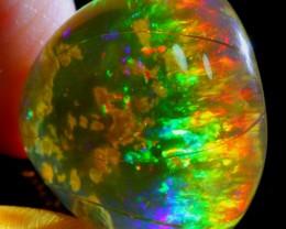 32.51Ct Rainbow ContraLuz Ethiopian Welo Crystal Opal