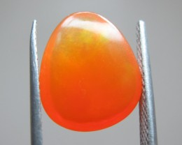 3.81 ct Mexican Fire Opal Gem