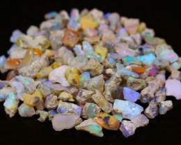 284.95Cts Ethiopian Welo Rough Opal Parcel Lot