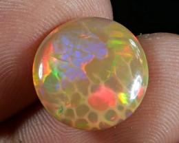 5.65 Crt Stunning Darkbase Honeycomb Opal #
