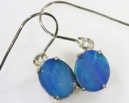Modern design Opal Doublet Earring SB 414