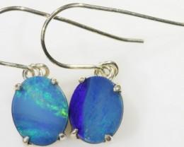 Modern design Opal Doublet Earring SB 415