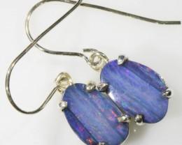 Modern design Opal Doublet Earring SB 419
