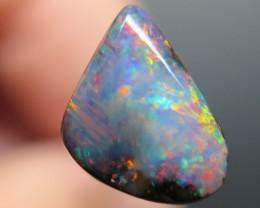 2.00ct Queensland Boulder Opal Loose Stone