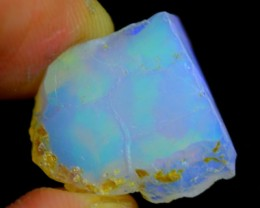 10.37Cts Natural Ethiopian Welo Rough Opal