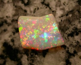 4.47ct HIGHEST QUALITY FULLY SATURATED EXTREEM BRIGHT BRAZILIAN OPAL