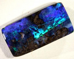 29.15 CTS QUALITY  BOULDER OPAL POLISHED STONE INV-535  GC