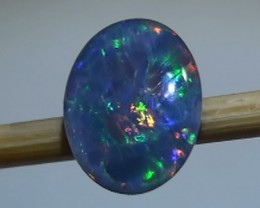 1.15 ct Triplet Opal With Multi Color