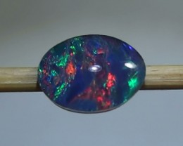 1.05 ct Triplet Opal With Multi Color