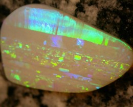 19.91ct MULTI PATERN DOUBLE SIDED BACK SAME AS FRONT OPAL