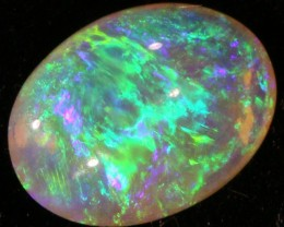 0.99 CTS CRYSTAL OPAL FROM LIGHTNING RIDGE [SC14]