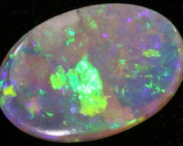 2.33 CTS CRYSTAL OPAL FROM LIGHTNING RIDGE [SC32]