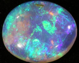 1.44 CTS CRYSTAL OPAL FROM LIGHTNING RIDGE [SC45]