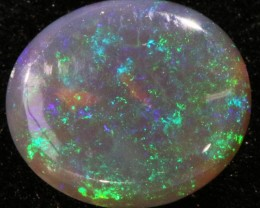 1.69 CTS BLACK CRYSTAL OPAL FROM LIGHTNING RIDGE[BC14 ]
